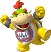 MP9 Artwork Bowser Jr