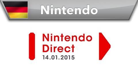 Nintendo Direct-Präsentation - 14.01