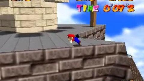 Super Mario 64 - To The Top Of The Fortress - 14