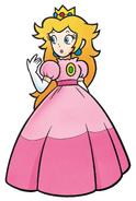 Принцесса Пич SMB
