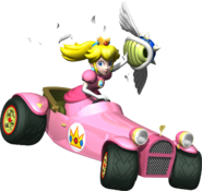 1267px-Princess Peach Spiny Shell Artwork - Mario Kart DS