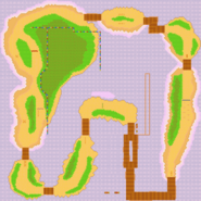 MKSC Cheep Cheep Island Map
