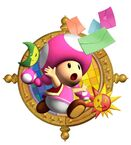 MP6 Artwork Toadette