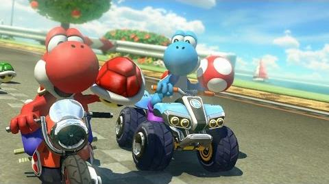 Mario Kart 8 - GCN Yoshis Piste Trailer