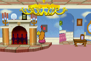 Secret Switch in Bowser's Castle (Paper Mario)