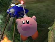 Kirby Capitan Olimar SSBB