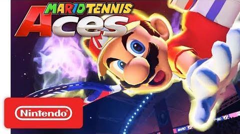Mario Tennis Aces - Nintendo Switch - Nintendo Direct 3.8