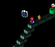 SMRPG Screenshot Röhrengruft