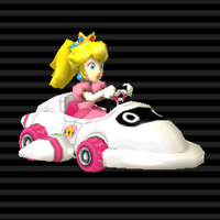 Super Bloups Peach