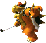 Bowser en cosolas 64