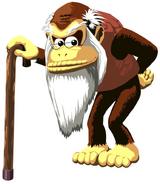 Cranky Kong (Donkey Konga)