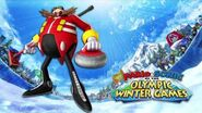 Eggman Voice Clips Mario & Sonic at the Olympic Winter Games