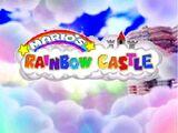 Castillo Arcoiris de Mario
