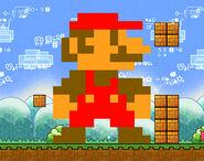 Mega Mario SPM