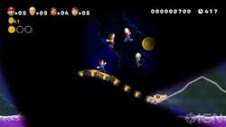 New Super Mario Bros Mii imangen 2