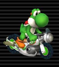 Nitrocyclette Yoshi