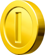 Golden Coin (New Super Mario Bros.)