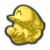 MK8DX Gold Mario Icon