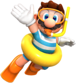 MKT Art Mario (maillot de bain)