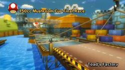 MKW Toad's Factory 1