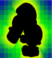 SPM Screenshot Dunkel-Hammer-Bruder Fangkarte