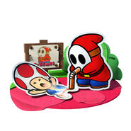 Toad and Shy Guy PMCS