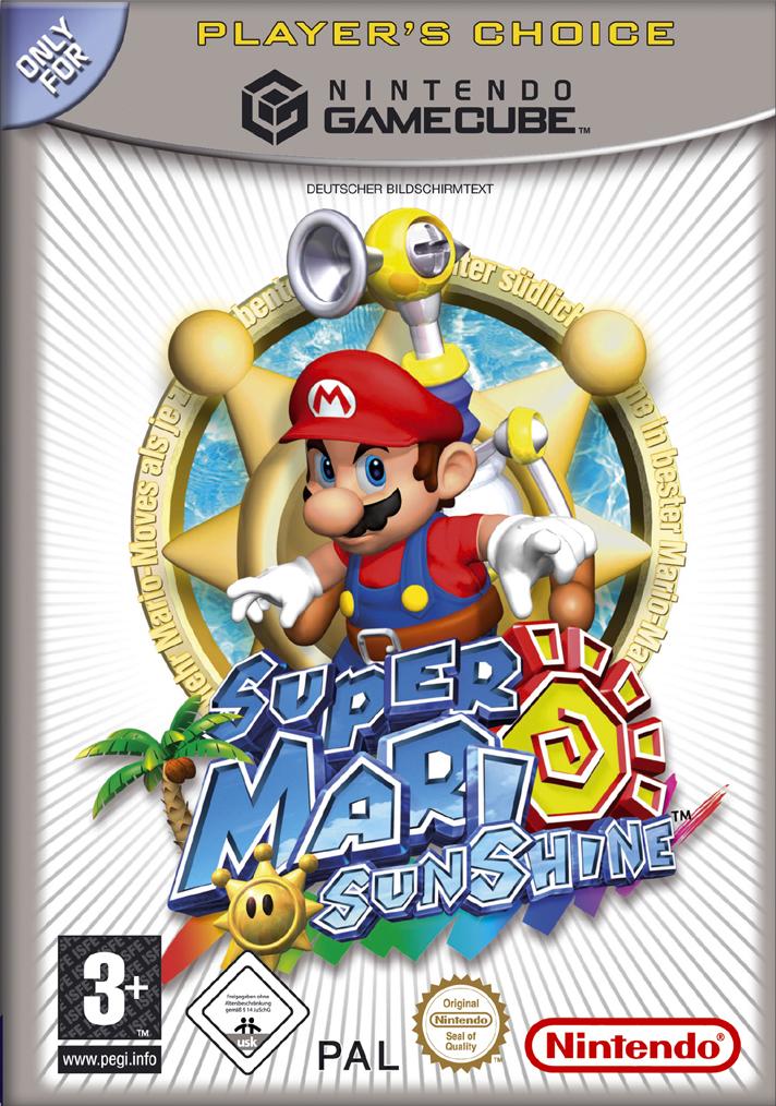 Super Mario Sunshine Mariowiki Fandom Powered By Wikia