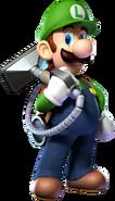 Луиджи Стоит - Luigi's Mansion 2
