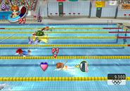 Aquatics 100mfreestyle