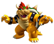 Bowser en Super Mario Bros Wii