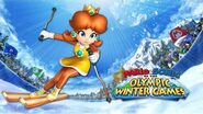Daisy Voice Clips Mario & Sonic at the Olympic Winter Games