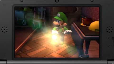 Luigi's Mansion Dark Moon - October Nintendo Direct Trailer HD
