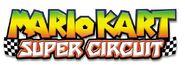 Mario Kart- Super Circuit Logo