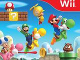 New Super Mario Bros. Wii/Galerie