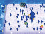 Pushy Penguins