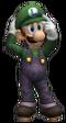 SSBB Sprite Luigi-Trophäe