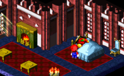 Samus en Super Mario RPG