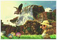 Cascade Kingdom Postcard