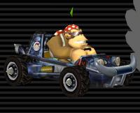 Funky Kong Buggy Brute