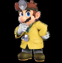 Art Dr. Mario jaune Ultimate