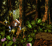 DKC2 Screenshot Klobber-Chaos 5