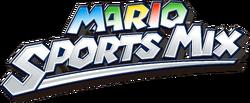 Mario Sports Mix Logo