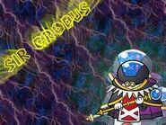 Wallpaper 'Sir Grodus' (englischer Name von Crucius)