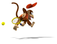 Art Diddy Kong MPT