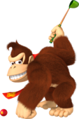 Art Donkey Kong World Tour