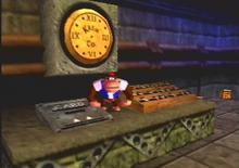 DK64 Screenshot Fabrik Fatal
