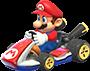Mario kart MK8