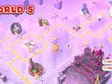 Monde 5 (Super Mario 3D World)