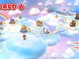 Monde 6 (Super Mario 3D World)