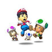 Nintendo land Mario